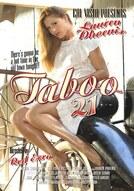 Taboo #21