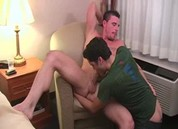 Hollywood Cum, Scene 8