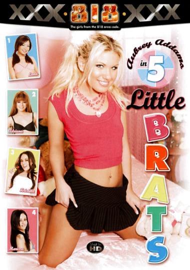 5 LITTLE BRATS #1