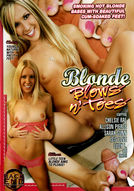 Blonde Blows n' Toes