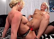 Older Women & Younger Women, Scene 1
