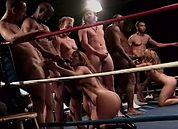 American Cocksucking Championship, Scene 3