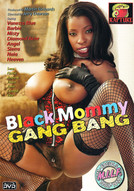 Black Mommy Gangbang