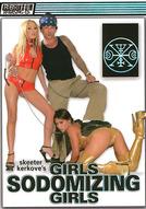 Girls Sodomizing Girls #1