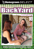 Backyard Amateurs #10