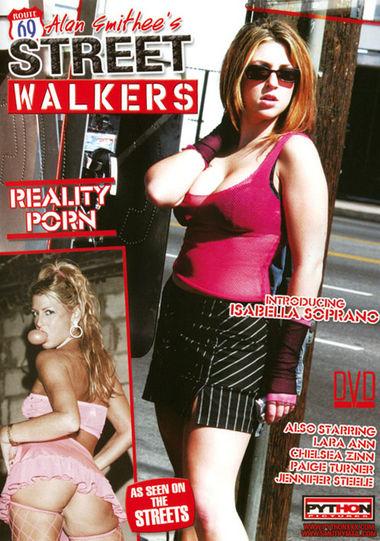 ALAN SMITHEE'S STREET WALKERS #1