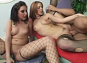 Multiple Chicks On One Dick #3, Scene 2