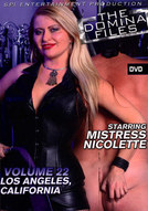 Domina Files #22: Mistress Nicolette