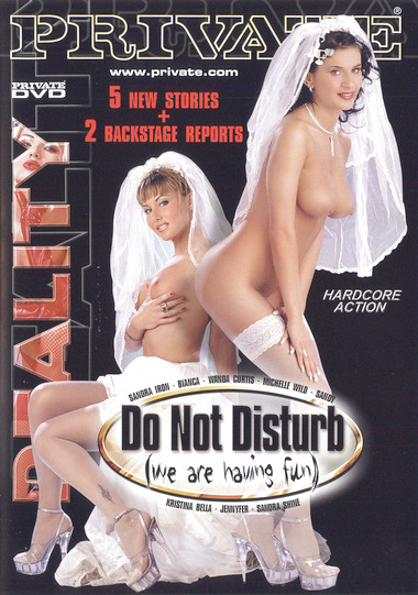DO NOT DISTURB (WE ARE HAVING FUN)