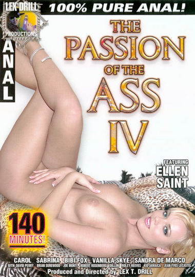 THE PASSION OF THE ASS #4