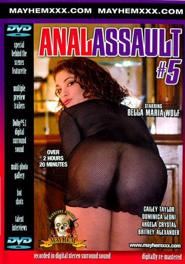 ANAL ASSAULT #5