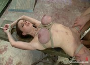 Trained and Degraded Pornstar, Scene 1