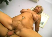 Hairy Pussy Pussy: Senior Edition, Scene 3