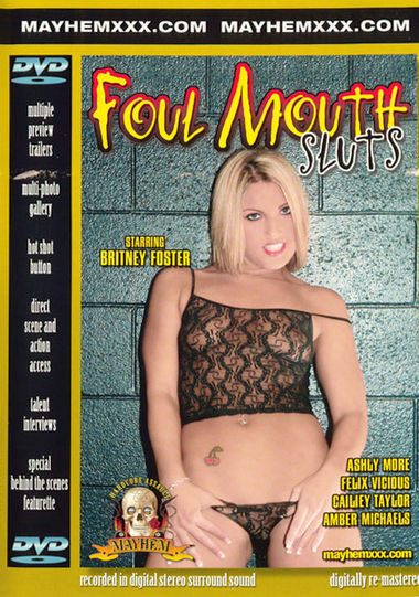 FOUL MOUTH SLUTS #1